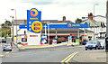 J5181 : Petrol station, Bangor by Albert Bridge