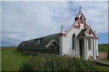 HY4800 : The Italian Chapel, Lamb Holm by Bill Boaden