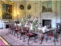 SE4017 : The State Dining Room, Nostell Priory by David Dixon