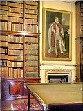 SE4017 : The Billiard Room, Nostell Priory by David Dixon
