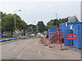 SK5636 : Wilford Lane tramway crossing by Alan Murray-Rust