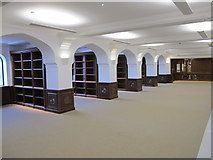 SP5206 : Oxford Centre for Islamic Studies, library by David Hawgood