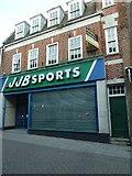 SY6990 : JJB, South Street by Basher Eyre