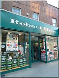 SY6990 : Robert Dyas, South Street by Basher Eyre