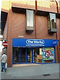 SY6990 : The Works, South Street by Basher Eyre