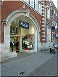 SY6990 : M & Co, South Street by Basher Eyre