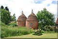 TQ6723 : Dudwell Farm Oast by N Chadwick