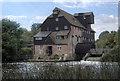 TL2871 : Houghton Mill by David P Howard