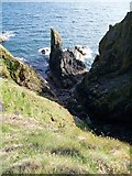 NW9954 : The North Witch Rock by DAVE SANDS