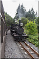 SO0514 : Steam Locomotive, Brecon Mountain Railway by Christine Matthews
