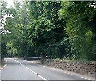 N1033 : Entrance to a country house on the N62 north of Ballynahown by Eric Jones