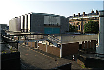 NS2776 : Former Greenock Central Library by Thomas Nugent