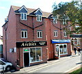 SO7875 : Archies Barber Shop Bewdley by Jaggery