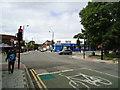 TQ0991 : Green Lane, Northwood by Stacey Harris