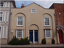 SU7682 : Former Henley-on-Thames Congregational Chapel by Michael FORD