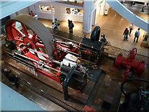 TQ2679 : Science Museum - textile mill engine by Chris Allen
