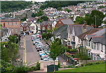 SS6188 : Castle Avenue, Mumbles by john bristow