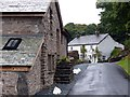 NY5100 : Dale End, a collection of houses in Longsleddale by Norman Caesar