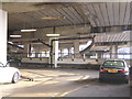 TQ3265 : Croydon: Wandle Road multi-storey car park by Christopher Hilton