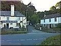 SS6023 : Bottom of Rock Hill by Hugh Craddock