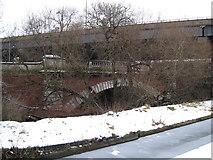 SP0990 : Aston under snow 8-Birmingham by Martin Richard Phelan