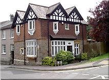 ST5393 : Unusual house by Neil Owen