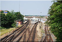 TQ2905 : Looking to Hove Station by N Chadwick