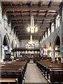 SD8706 : The Nave, Middleton Parish Church by David Dixon
