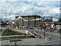 TQ3083 : Granary Square, King's Cross by Chris Allen