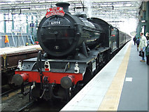 NS5865 : The Great Marquess at Glasgow Central by Thomas Nugent