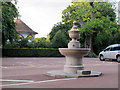 TQ3977 : Old drinking fountain in Greenwich Park by Stephen Craven