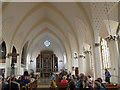 TQ4666 : All Saints, Orpington: interior by Stephen Craven