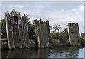 SJ4981 : Disused lock gates by William Starkey