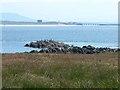 C6540 : Tidal rocks at Greencastle by Oliver Dixon