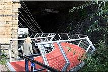 SK3588 : Cobweb Bridge by Graham Hogg