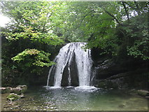 SD9163 : Janet's Foss by G Laird