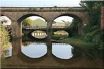 SK3688 : Norfolk Bridge by Graham Hogg
