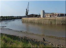 TF3242 : Port of Boston and the River Witham by Mat Fascione