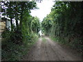 SE4005 : Farm track (bridleway) by JThomas