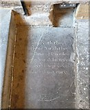 ST6316 : Sherborne Abbey: memorial (xxxvi) by Basher Eyre