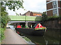 SP0787 : Bridge from before the motorways 2-Birmingham by Martin Richard Phelan