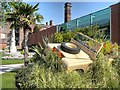 SD8010 : Gallipoli Gardens, Bury by David Dixon