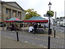 H6733 : Friday Market, Monaghan by Kenneth  Allen
