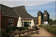 SK3889 : Arena Square Pub & Restaurant by Graham Hogg