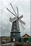 TF1443 : Tower mill, Heckington by Stephen Richards