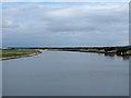 SJ4979 : Manchester Ship Canal near Frodsham Score by William Starkey