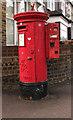 TQ3885 : Pillar box, Leyton by Jim Osley