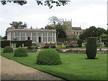SK9239 : The  Orangery  Belton  House by Martin Dawes