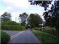 TG1321 : Cawston Road, Brandiston by Adrian Cable