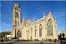 TF3244 : The Church of St Botolph, Boston by Dave Hitchborne